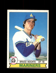 1979 BRUCE BOCHTE OPC #231 O-PEE-CHEE MARINERS *R4578