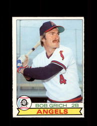 1979 BOB GRICH OPC #248 O-PEE-CHEE ANGELS *R3282