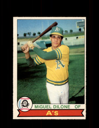 1979 MIGUEL DILONE OPC #256 O-PEE-CHEE ATHLETICS *R3277