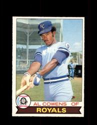 1979 AL COWENS OPC #258 O-PEE-CHEE ROYALS *R3275