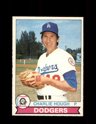 1979 CHARLIE HOUGH OPC #266 O-PEE-CHEE DODGERS *G5870