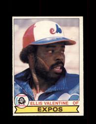 1979 ELLIS VALENTINE OPC #277 O-PEE-CHEE EXPOS *9551