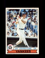 1979 JAY JOHNSTONE OPC #287 O-PEE-CHEE YANKEES *9560