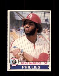 1979 BAKE MCBRIDE OPC #332 O-PEE-CHEE PHILLIES *9594