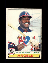 1979 DON BAYLOR OPC #335 O-PEE-CHEE ANGELS *9596