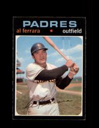 1971 AL FERRARA OPC #348 O-PEE-CHEE CARDINALS *1725