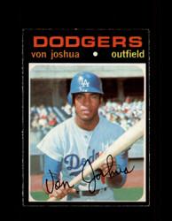 1971 VON JOSHUA OPC #57 O-PEE-CHEE DODGERS *R3438