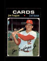 1971 JOE HAGUE OPC #96 O-PEE-CHEE CARDINALS *9640