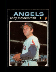 1971 ANDY MESSERSMITH OPC #15 O-PEE-CHEE ANGELS *5541