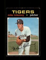1971 MIKE KILKENNY OPC #86 O-PEE-CHEE TIGERS *9693