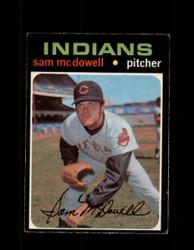 1971 SAM MCDOWELL OPC #150 O-PEE-CHEE INDIANS *9702
