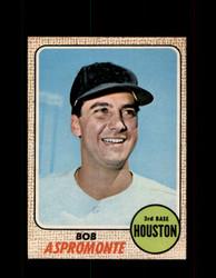 1968 BOB ASPROMONTE OPC #95 O-PEE-CHEE HOUSTON *9861