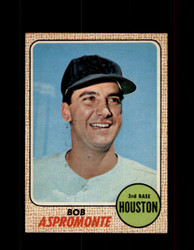1968 BOB ASPROMONTE OPC #95 O-PEE-CHEE HOUSTON *9862