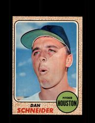 1968 DAN SCHNEIDER OPC #57 O-PEE-CHEE HOUSTON *9890
