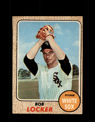 1968 BOB LOCKER OPC #51 O-PEE-CHEE WHITE SOX *9902