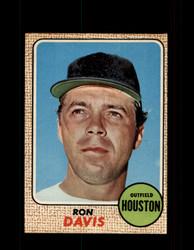 1968 RON DAVIS OPC #21 O-PEE-CHEE HOUSTON *9942