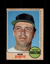 1968 RON DAVIS OPC #21 O-PEE-CHEE HOUSTON *9945