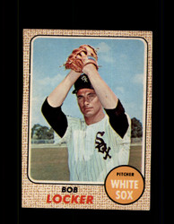 1968 BOB LOCKER OPC #51 O-PEE-CHEE WHITE SOX *9980