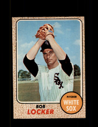 1968 BOB LOCKER OPC #51 O-PEE-CHEE WHITE SOX *9983
