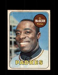 1969 AL MCBEAN OPC #14 O-PEE-CHEE PADRES *G6189