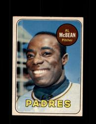 1969 AL MCBEAN OPC #14 O-PEE-CHEE PADRES *G6191