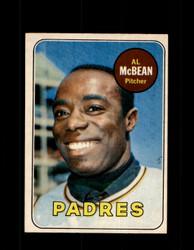 1969 AL MCBEAN OPC #14 O-PEE-CHEE PADRES *G6192