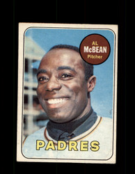 1969 AL MCBEAN OPC #14 O-PEE-CHEE PADRES *G6195