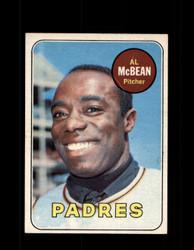 1969 AL MCBEAN OPC #14 O-PEE-CHEE PADRES *G6259