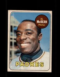 1969 AL MCBEAN OPC #14 O-PEE-CHEE PADRES *R1070