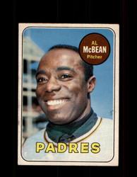 1969 AL MCBEAN OPC #14 O-PEE-CHEE PADRES *G6316