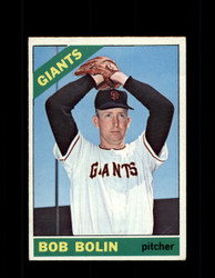 1966 BOB BOLIN OPC #61 O-PEE-CHEE GIANTS *8597