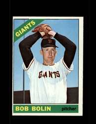 1966 BOB BOLIN OPC #61 O-PEE-CHEE GIANTS *G6361