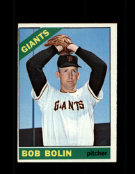 1966 BOB BOLIN OPC #61 O-PEE-CHEE GIANTS *G6362