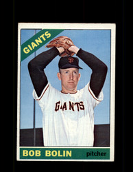 1966 BOB BOLIN OPC #61 O-PEE-CHEE GIANTS *G6363