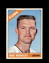 1966 BOB HENDLEY OPC #82 O-PEE-CHEE CUBS *G6425