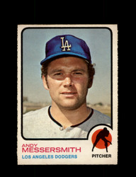 1973 ANDY MESSERSMITH OPC #515 O-PEE-CHEE DODGERS *G6565
