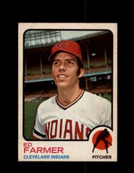 1973 ED FARMER OPC #272 O-PEE-CHEE INDIANS *G6540