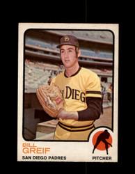 1973 BILL GREIF OPC #583 O-PEE-CHEE PADRES *G6600