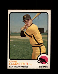 1973 DAVE CAMPBELL OPC #488 O-PEE-CHEE PADRES *G6613