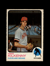 1973 MIKE KILKENNY OPC #551 O-PEE-CHEE INDIANS *G6694