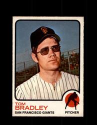 1973 TOM BRADLEY OPC #336 O-PEE-CHEE GIANTS *G6719