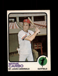 1973 BERNIE CARBO OPC #171 O-PEE-CHEE CARDINALS *G6751