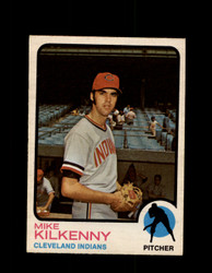 1973 MIKE KILKENNY OPC #551 O-PEE-CHEE INDIANS *G6772