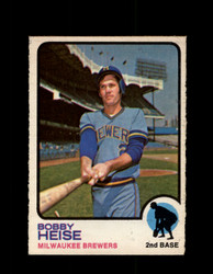 1973 BOBBY HEISE OPC #547 O-PEE-CHEE BREWERS *G6778