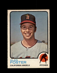 1973 ALAN FOSTER OPC #543 O-PEE-CHEE ANGELS *G6784