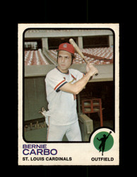 1973 BERNIE CARBO OPC #171 O-PEE-CHEE CARDINALS *4710