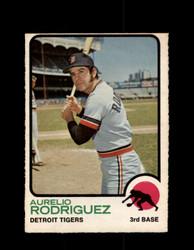 1973 AURELIO RODRIGUEZ OPC #218 O-PEE-CHEE TIGERS *7717