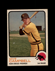 1973 DAVE CAMPBELL OPC #488 O-PEE-CHEE PADRES *G6841