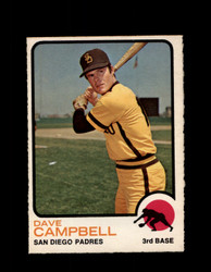 1973 DAVE CAMPBELL OPC #488 O-PEE-CHEE PADRES *G6868