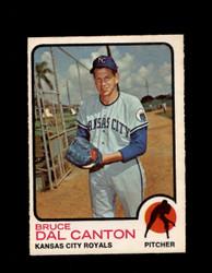 1973 BRUCE DAL CANTON OPC #487 O-PEE-CHEE ROYALS *G6869